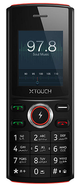 x touch p