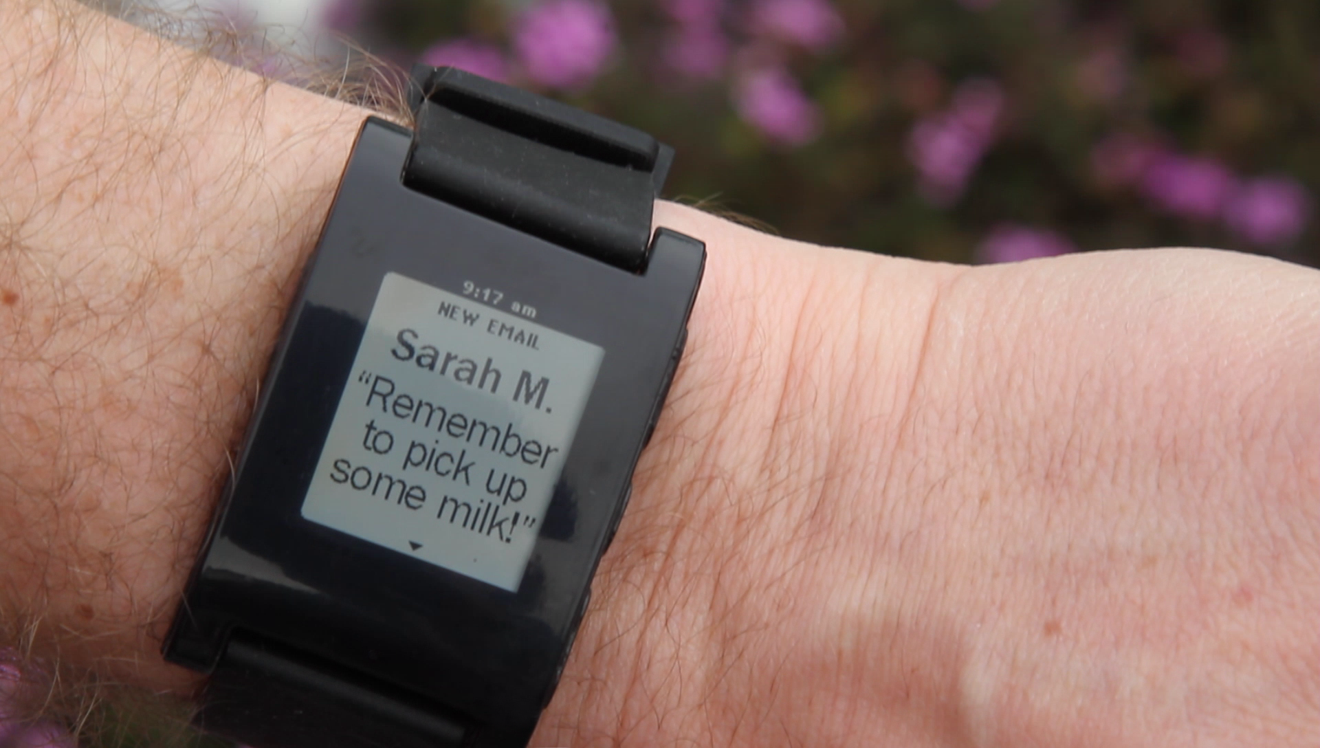 Pebble_watch_email
