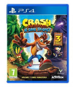 Crash Bandicoot N. Sane Trilogy Review and Price