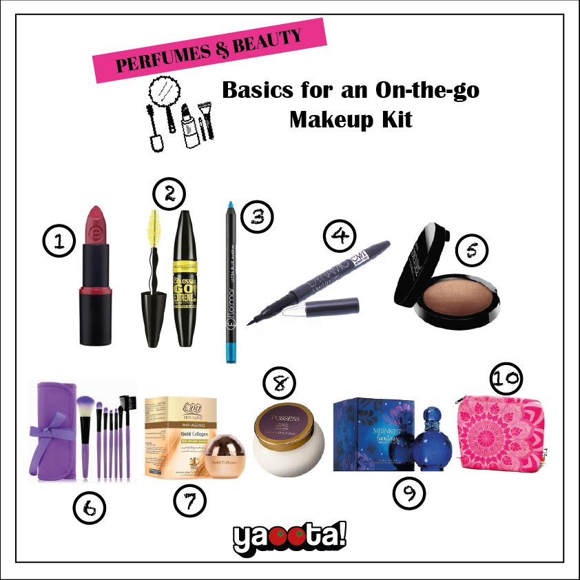 Prices of 10 Makeup Fundamentals in Your Purse