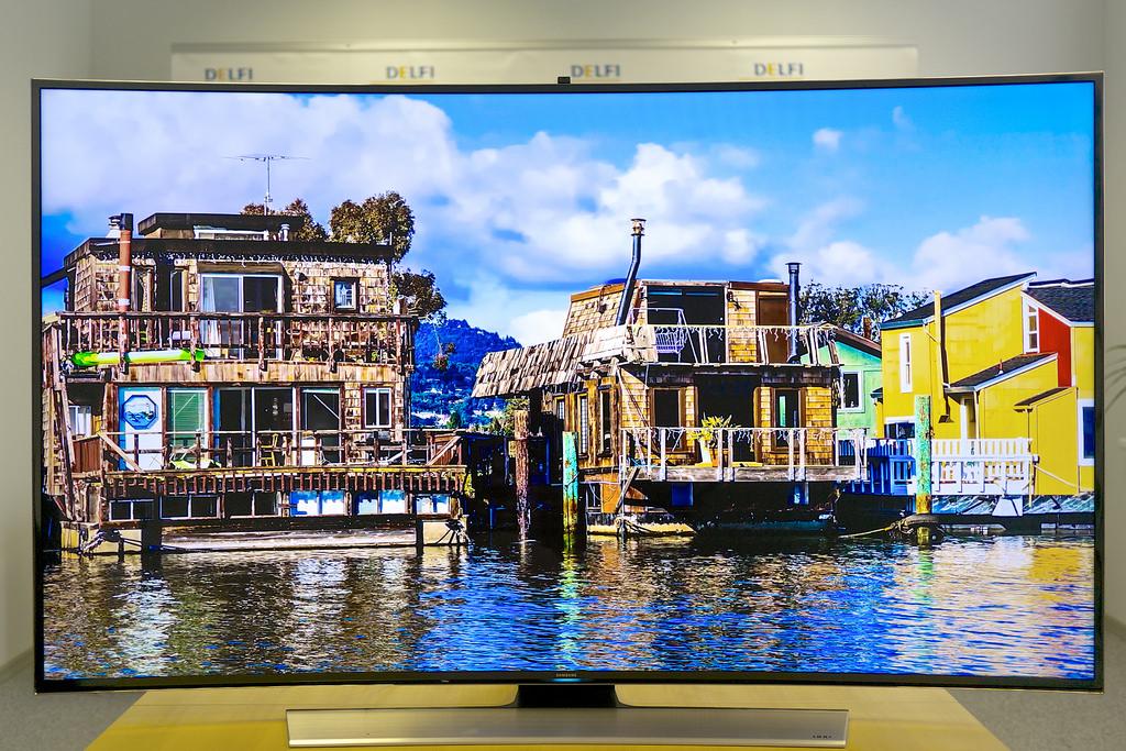 وضوح الالوان : الفرق بين تلفزيون HD و K4