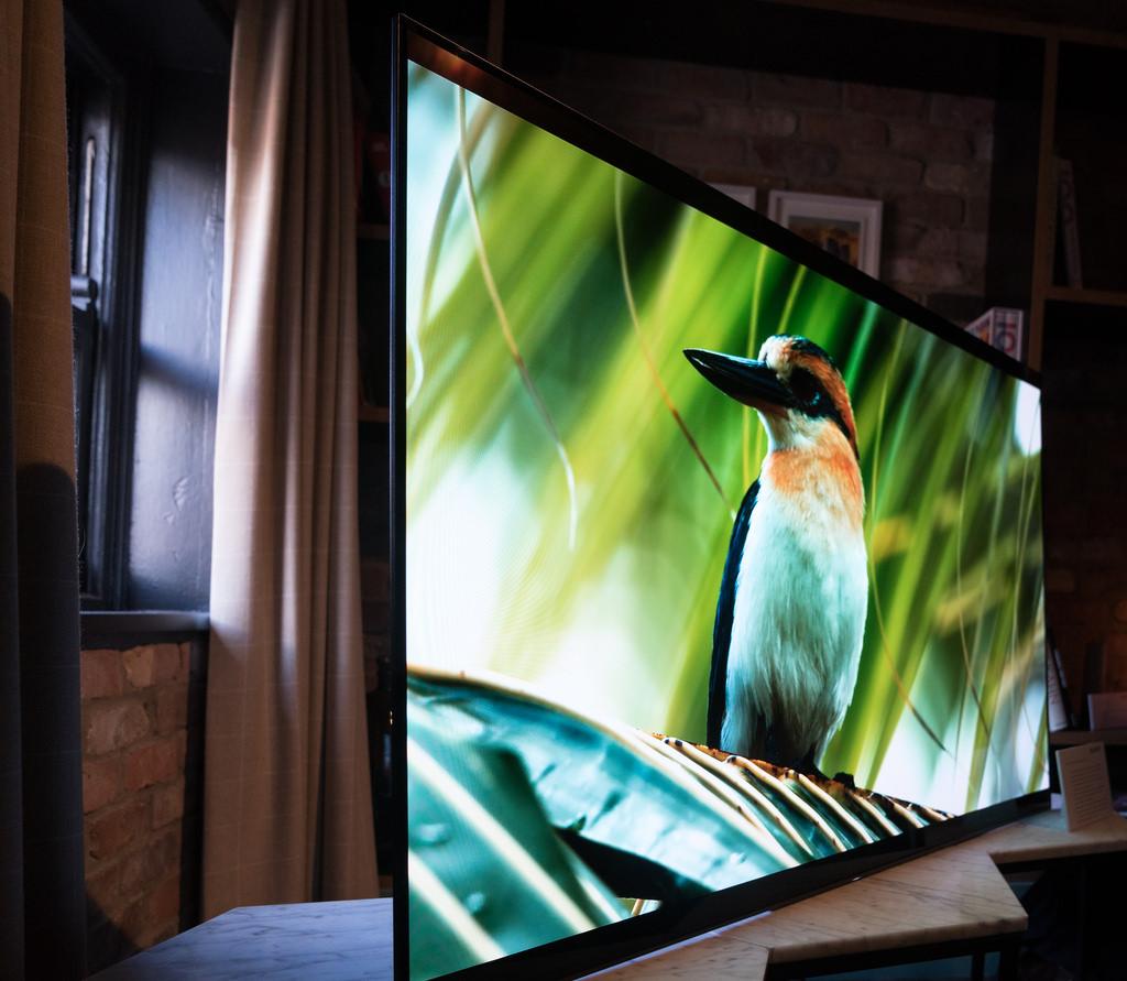 دقة الصورة الفرق بين تلفزيون HD و K4