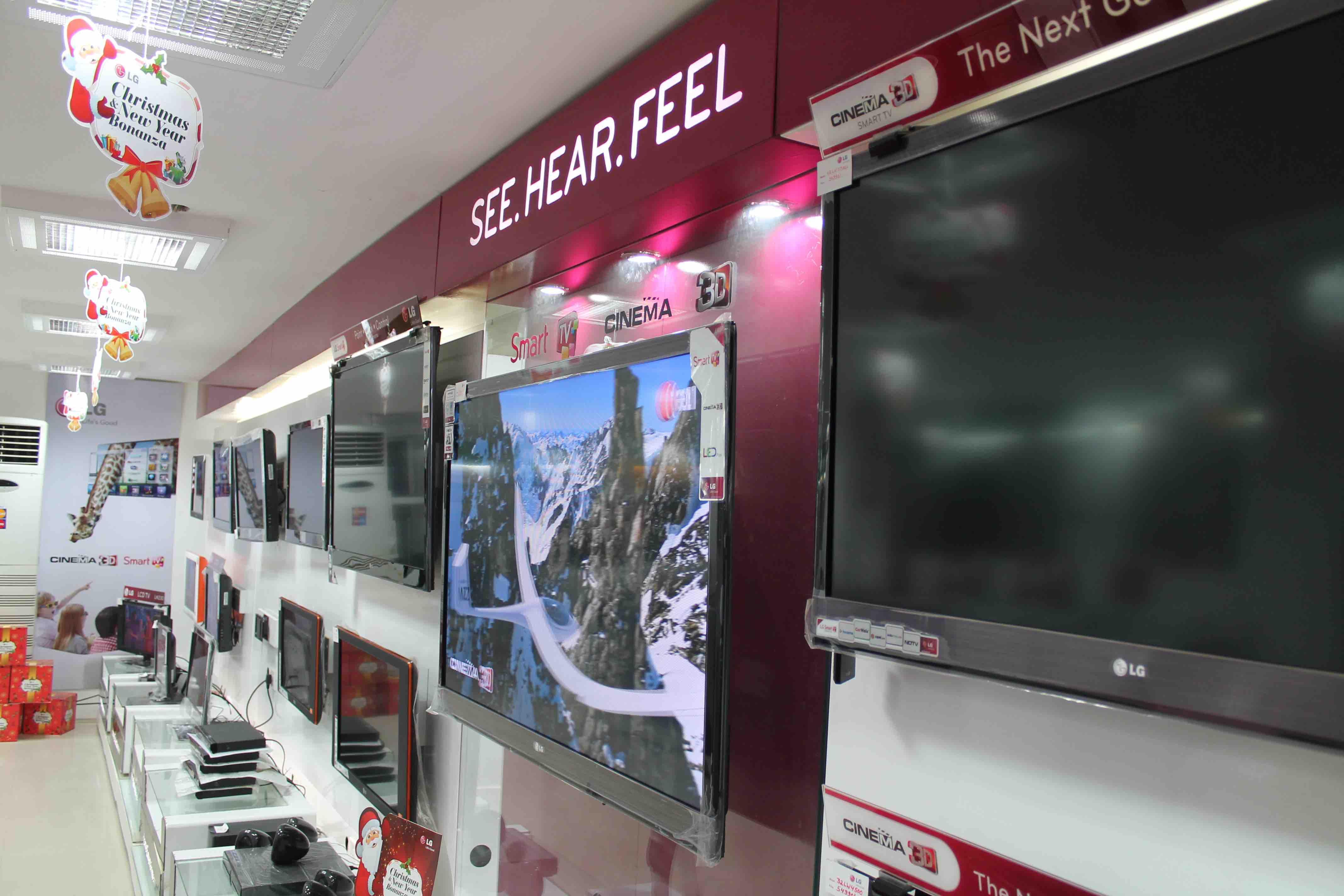 حجم الشاشة : الفرق بين تلفزيون HD و K4