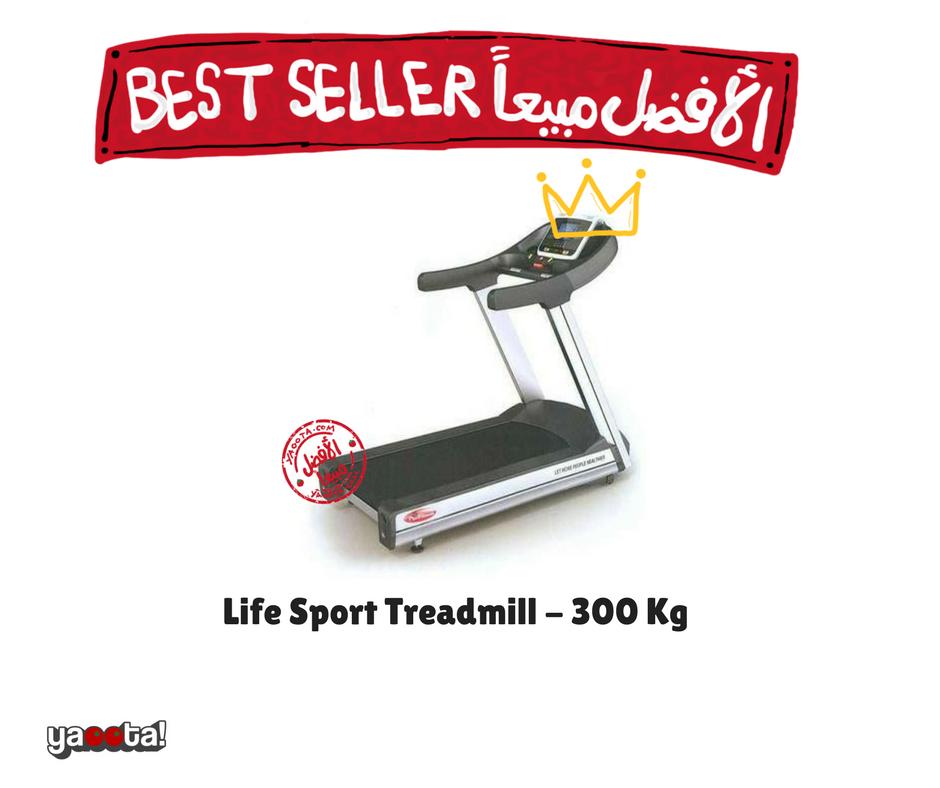 مراجعة المشاية الرياضية Life Sport S 600 Treadmill