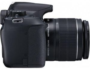 مميزات وعيوب و مراجعة عدسات كانون EOS 1300D 18