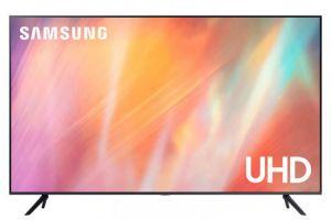 تليفزيون سامسونج 55 بوصة الذكي- 4K LED- UA55AU7000